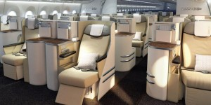 Hawaiian Airlines | New First Class Beds
