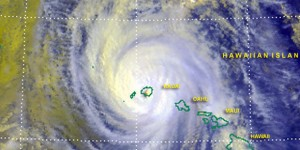 Hurricane Iniki – 22 Years Ago Today