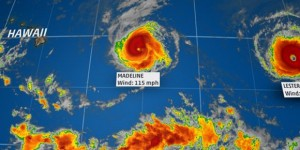 Hawaii Hurricane Update: Madeleine and Lester Go Back-to-Back