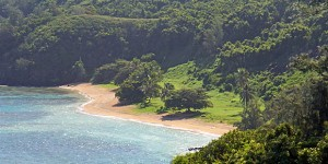 Mark Zuckerberg House on Kauai at Pila`a Beach