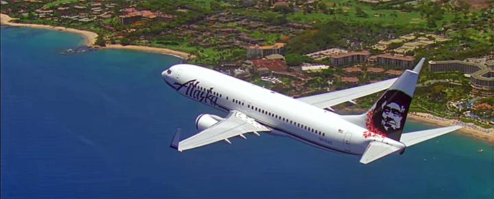 Alaska Airlines Flights To The Big Island