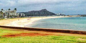 Historic Ala Moana Beach Park at Waikiki To Be Restored