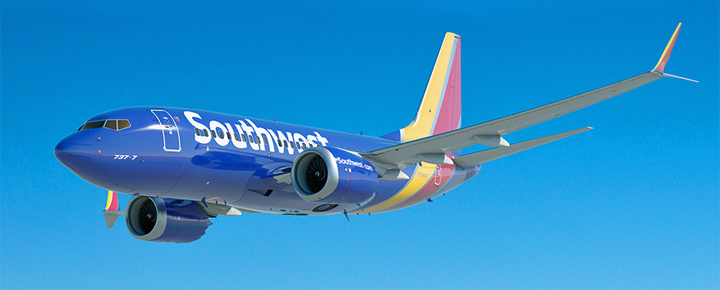 Southwest Airlines Hawaii