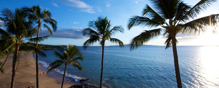 East Coast to Hawaii Deals - Kamaole Maui Beach
