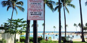 Free Parking Waikiki