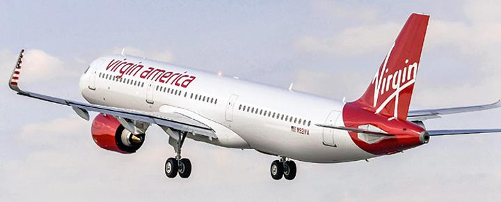 Virgin America Hawaii