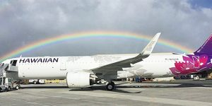 Another Hawaiian Airlines Flight Diversion Brings Home Distance to Hawaii