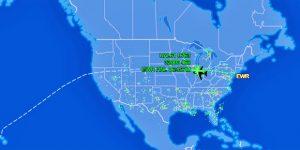 UAL Hawaii Flight Aborted
