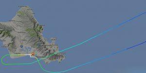 Hawaiian Airlines Safely Aborts Flight