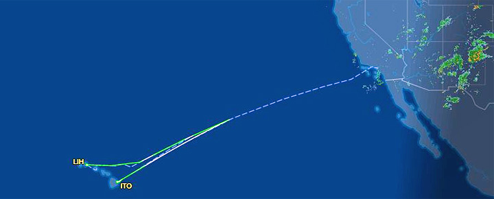 Details | Hawaiian Airlines Safely Aborts Flight