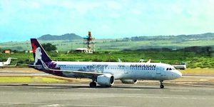 Hawaiian Airlines Coronavirus