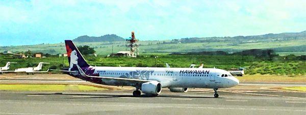 Hawaiian Airlines Emergency Evacuation