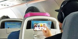 Hawaii Flight Etiquette | Cell Phones on Airplanes
