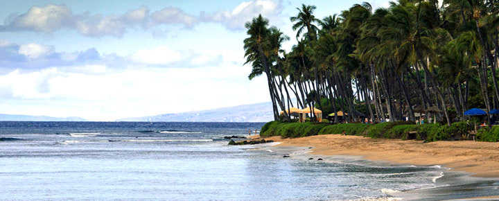Best Beaches in Hawaii - Kaanapali Beach Maui