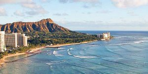 Hawaiian Airlines Flights Summer/Fall Sale - Diamond Head