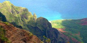 Napali Coast Kauai Forever Stamp Celebration