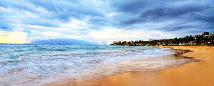Wailea Beach Maui