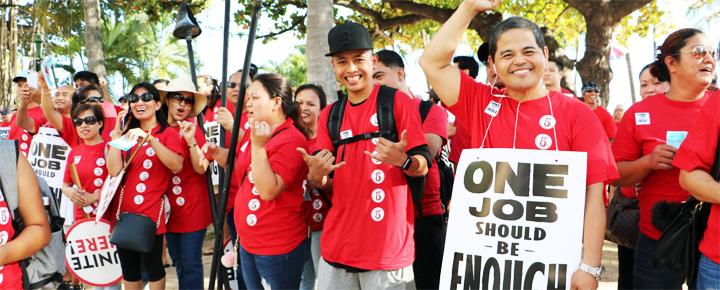 Hawaii Flights | Strike Could Eliminate Food on Board