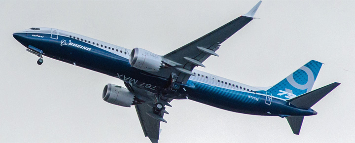Update on Boeing 737 Max Flights to Hawaii