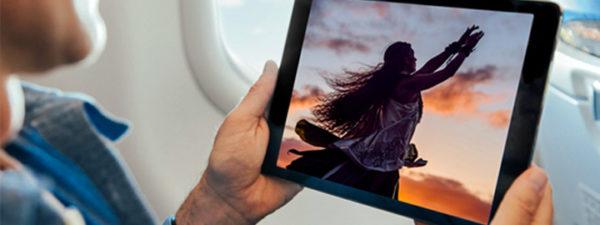 InFlight Entertainment on Flights to Hawaii