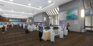 Hawaiian Airlines Competes With Honolulu Airport Changes