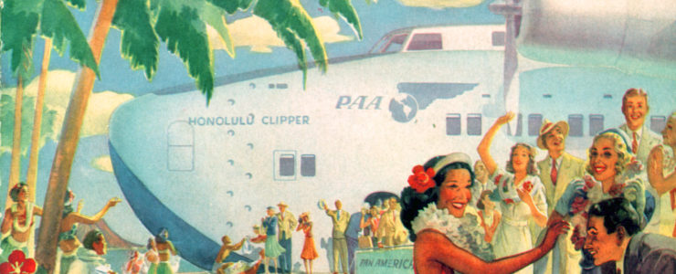 How Air Travel Transformed Hawaii