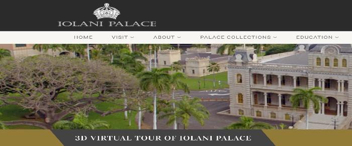 Iolani Palace Virtual Tour