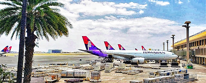 hawaiian airlines routes