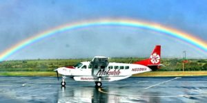 Merger at Mokulele Airlines Offer Unique Hawaii Flightseeing