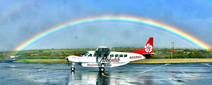Merger at Mokulele Airlines Offer Unique Hawaii Flights