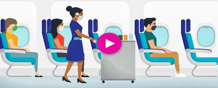How Did 14 Hawaiian Airlines' Flight Attendants Test Positive?