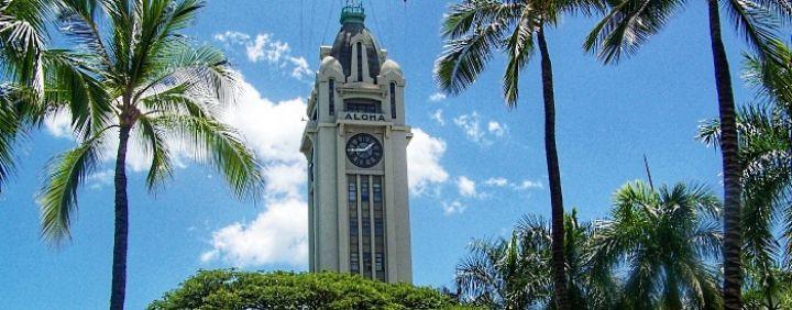 Aloha Tower Lighthouse