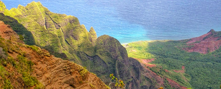 Best State Parks in USA Picks Kokee for Hawaii