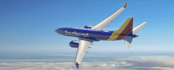 Southwest Hawaii 737 MAX 8
