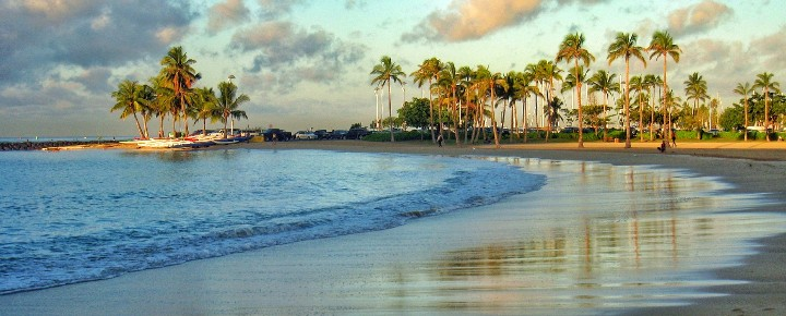 Jill Biden's Injury Reminds Us Of Hawaii Beach Safety Tips