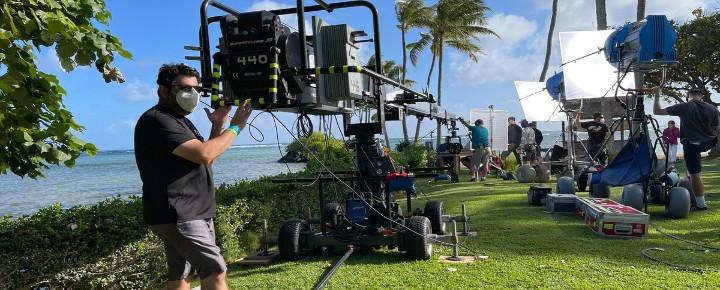 TV shows filmed in Hawaii