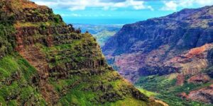 Hike Waimea Canyon Kauai | Amazing Vistas at Waipoo Falls