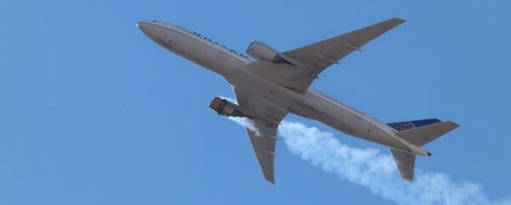 Lawsuit Follows United 777 Hawaii Plane Engine Explosion