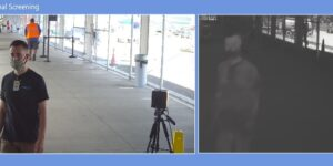 Smile! You're On Camera for Thermal Screening At Hawaii Airports