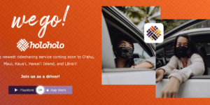 New Hawaii Rideshare Launching As Car Rentals Disappear