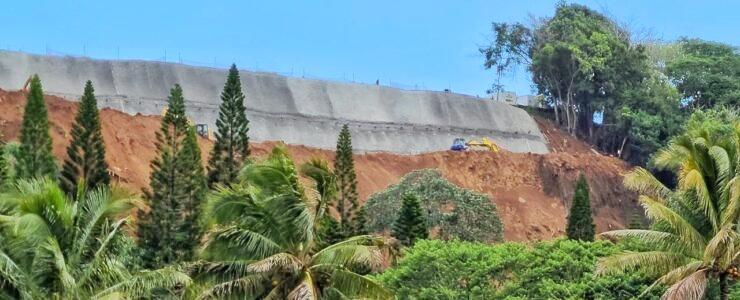 Hanalei Landslide and Road Update For Visitors