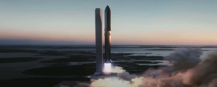 SpaceX on Kauai